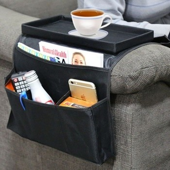 6 Pocket Arm Rest Organizer
