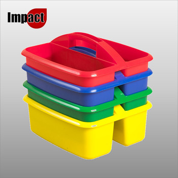 Cleaners caddy - Blue, Red, Green or Yellow