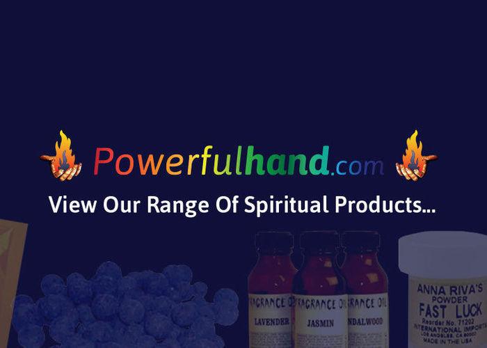 Powerful Hand   Online Spiritual Store   Spiritual Products
