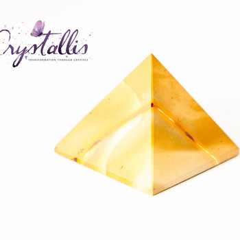 Mookaite Pyramid
