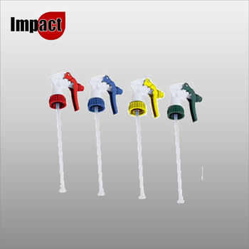 Replacement Trigger Head - Blue, Red, Green or Yellow