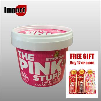 The Pink Stuff + FREE GIFT when you buy 12 or more.