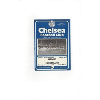 Chelsea v Southampton 1962/63