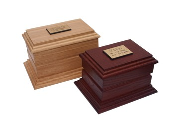 Traditional Casket