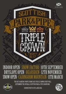 Scottish Triple Crown contest.