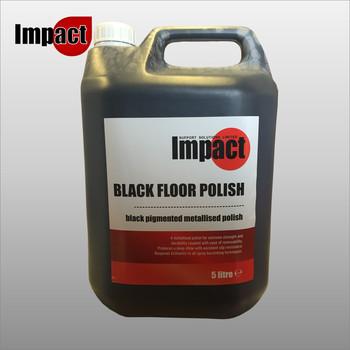 Impact Black Floor Polish