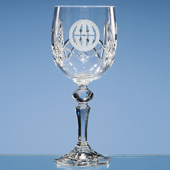 Flamenco Crystalite Panel Goblet (220ml)