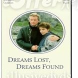 Dreams Lost Dreams Found (1987) DVD Harlequin romance
