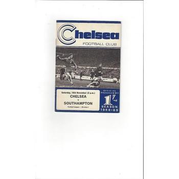 Southampton Away Football Programmes