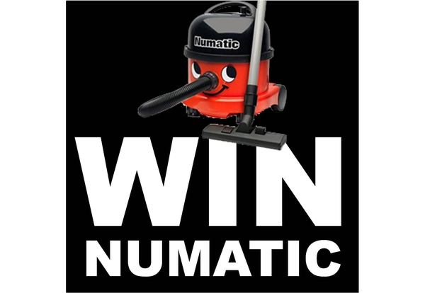 Win Numatic with Impact