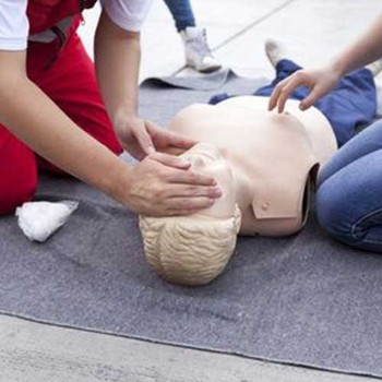 First Aid at Work - Open Course Leicester