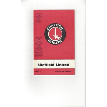 Charlton Athletic v Sheffield United 1968/69 + League Review