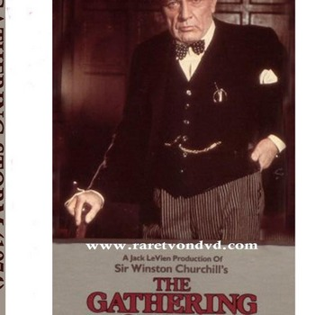 THE GATHERING STORM (1974) Richard Burton