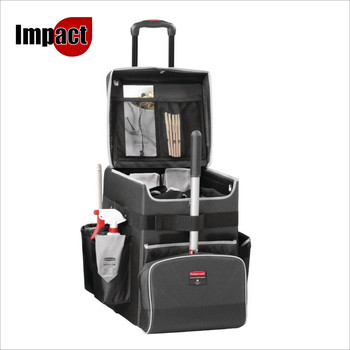 Rubbermaid Janitorial Quick Cart