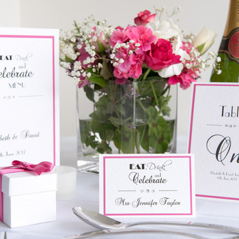 Place Setting - Celebrate
