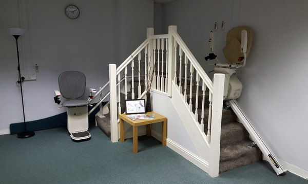 Calderdale Stairlifts Ltd  Halifax Demo Room