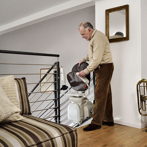 Halifax Stairlift Specialists - Platinum Stairlifts Horizon