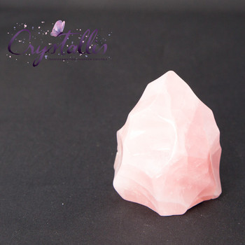 Quartz - Rose (75mm) Flame