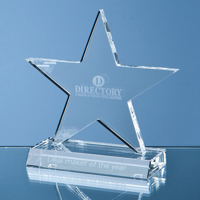 Engraved Star Awards