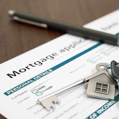 Mortgage in Principle