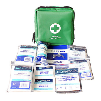 First Aid Kit HSE 1 Person Travel - softpak