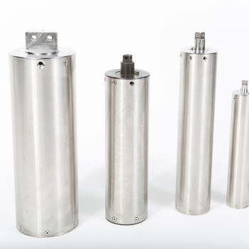 DC Tubular Motors