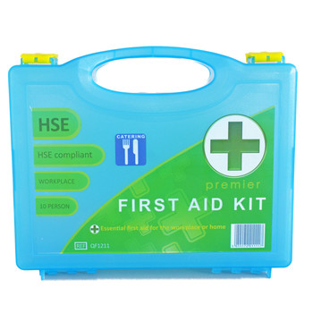 First Aid Kit HSE Catering 1-10 Person