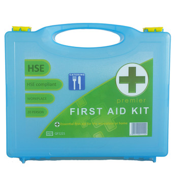 First Aid Kit HSE Catering 1-20 Person