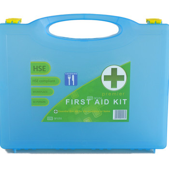 HSE Catering 1-50 Person First Aid Kit