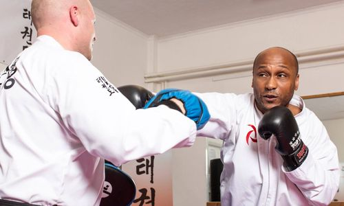 Fortitude Martial Arts Academy - Learn Practical Self-Denence - Sevenoaks, Oxted, Haywards Heath & East Grinstead