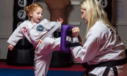 Fortitude Martial Arts Academy -  Confident & Moivated Children  - Sevenoaks, Oxted, Haywards Heath & East Grinstead