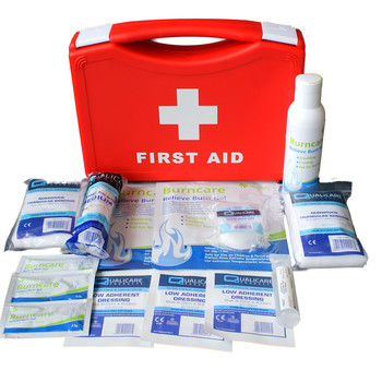 Burns First Aid Kit - Compact
