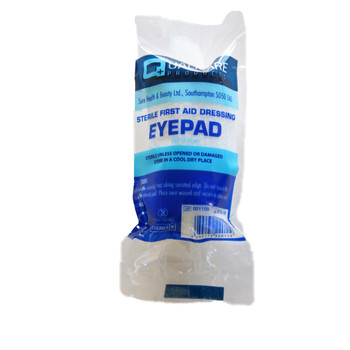 Eye Pad with bandage