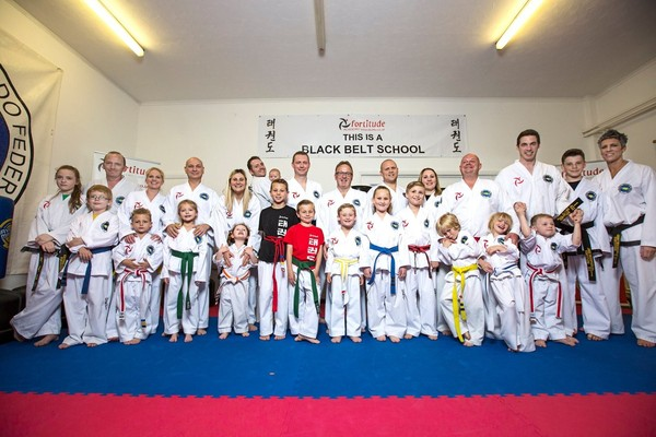 Fortitude Martial Arts Academy in Sevenoaks, Oxted, East Grinstead and Haywards Heath