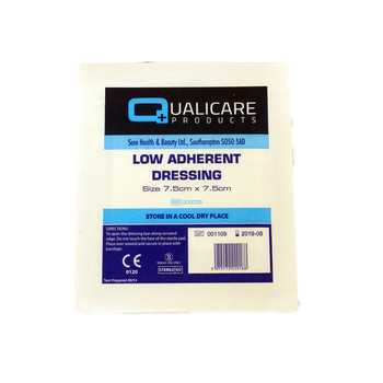 Dressing - Low Adherent 7.5cm x 7.5cm