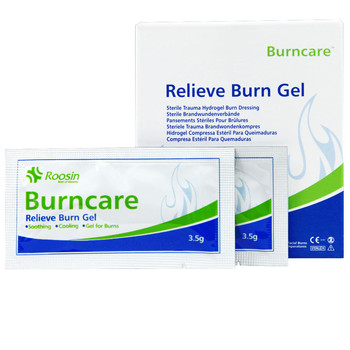 Burn care - Gel Sachets Pack of 6