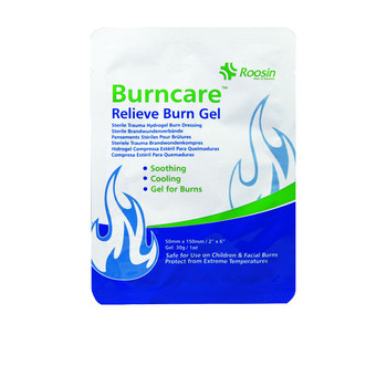 Burn care - Gel Dressing 5cm x 15cm