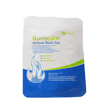 Burn care- Gel Dressing 5cm x 5cm