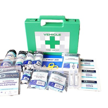 First Aid Kit -Vehicle