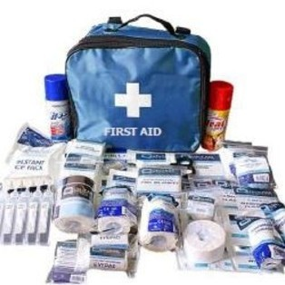 First Aid Kit Sports Training - Touchline