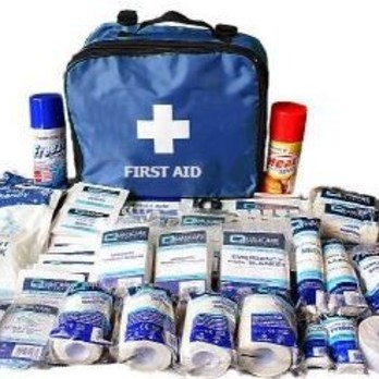 First Aid Kit for Sports Training - Elite Touchline