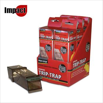 Trip-Trap Mouse Trap