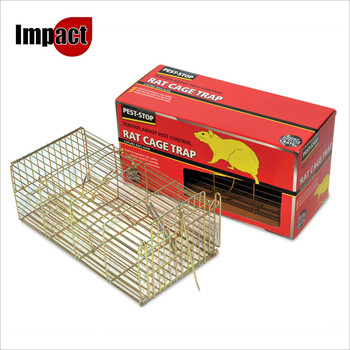 "14"" Wire Rat Cage"