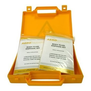 Body Fluid Disposal Kit - 2 Application