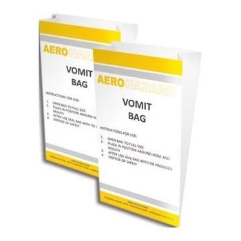 Vomit Bags - Pack 10