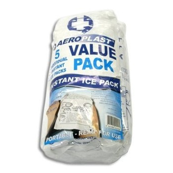 Instant Ice Pack - Value pack of 5