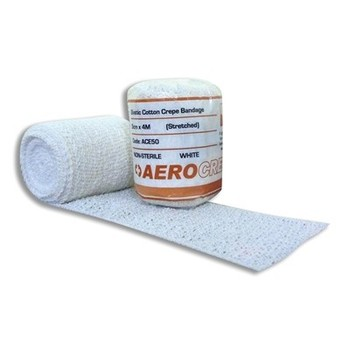 Crepe Bandage 5cm x 4m - Pack of 12