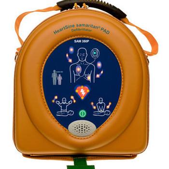 HeartSine Samaritan Pad 350P Semi Automatic AED