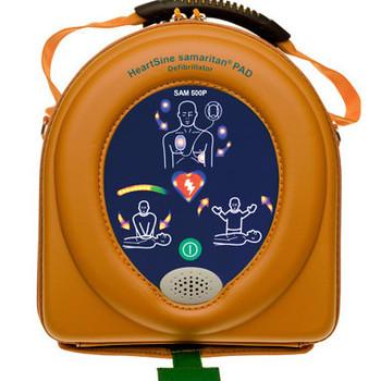 Heartsine Samaritan Pad 500P Semi- Automatic AED