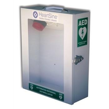HeartSine Samaritan Pad Cabinet with Alarm